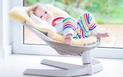 Hamaca bebé hasta 18 kg